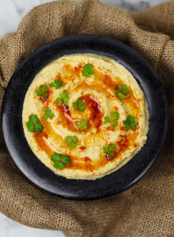 Hummus Recipe - IsteBuTarif.com